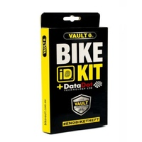 Vault Bike ID Kit +Data Dot - DataDot Technology Bike ID Protection Kit