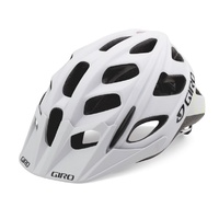 Giro MTB Helmet - Hex - White / Lime - Various Sizes