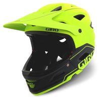 Giro MTB Helmet - Switchblade Mips - Lime / Black - Various Sizes