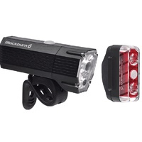Blackburn Bike Light Set - Dayblazer 1100F/65R - Black