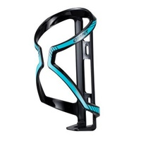 Giant Airway Sport Bike Bottle Cage - Matt Black / Gloss Blue