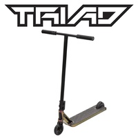 Triad Fugitive Kids Scooter - Chameleon Pink/Silver/Black