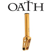 Oath Scooter Fork - Shadow - SCS/IHC - Neo Gold