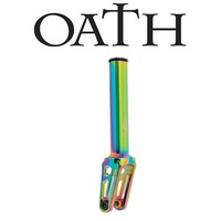 Oath Shadow Scooter Fork - SCS/IHC - Neo Chrome