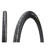 2x (PAIR) Arisun Metro Runner City Tyres - 700 x 38 Black Bike Tires