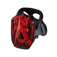 Infini Lava 3 LED Rear Bike Light (1260R) - Bike Tail Light