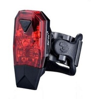 Infini Mini Lava 3 LED Rear Bike Light - Bike Tail Light - New 2018