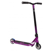 Crisp Inception Scooter - Trans Purple / Black Scooter MY17/18