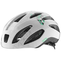 Giant Lanza Liv Womens Bike Helmet - White / Teal Cycling Road / Racing Helmet