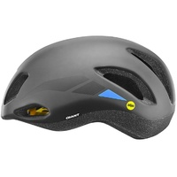 Giant Rivet Mips Road Bike Helmet - Mens Black Cycling Road Racing Helmet Small