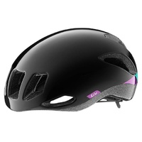 Giant Attacca Liv Womens Bike Helmet - Black / Purple Cycling Road Helmet Medium