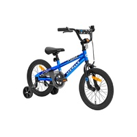 "Airwalk Surge 16"" Complete BMX Bike - 40cm Blue BMX Bike - NEW"