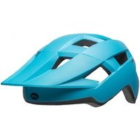 BELL SPARK Mips Bike Helmet - Matte Bright Blue / Black Bike Helmet - NEW