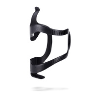 BBB Bike/Cycling Bottle Cage - BBC-38R UD Carbon Fibre - Right Side Pull - Black