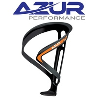 Azur Bike Bottle Cage - Bidon Deluxe - Orange