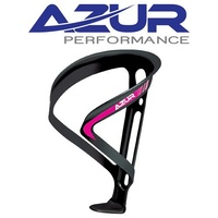 Azur Bike Bottle Cage - Bidon Deluxe - Pink