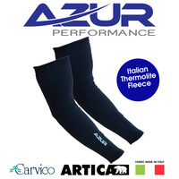 Azur Bike/Cycling Arm Warmers - Black - Various Sizes