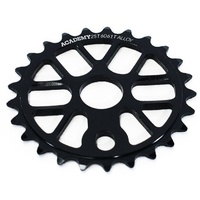 Academy Pro V2 BMX Sprocket 25T - Black 25 Tooth 22mm / 19mm