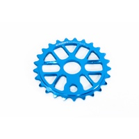 Academy Pro V2 BMX Sprocket 25T - Blue 25 Tooth 22mm / 19mm