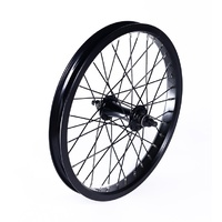 "Academy 16"" Front Wheel - Black Wheel Only"