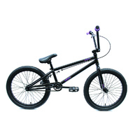 "2018 Academy Origin Complete BMX Bike 20""  - Gloss Black / Purple"