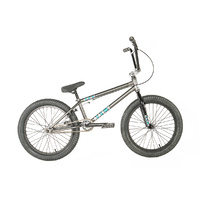 "Academy BMX Bike - 'Entrant' 19.5""TT - 2019 Model - Metal Black"