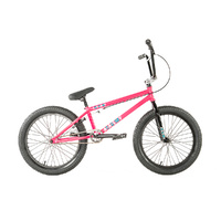"Academy BMX Bike - 'Entrant' 19.5""TT - 2019 Model - Pink"