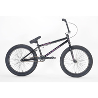 "Academy BMX Bike - 2021 Trooper 20"" - 19.5TT - Gloss Black / Polished"
