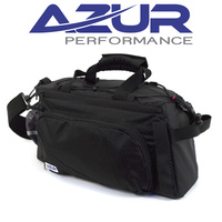 Azur Bike/Cycling Bag - Expandable Rack Top Bag