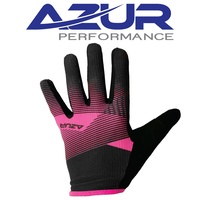 Azur Bike/Cycling Gloves - L60 Series - Pink - Various Sizes