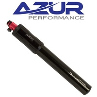 Azur Bike Pump - Blade - Mini Road - 90 PSI - Black