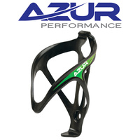 Azur Bike/Cycling Cage - Premium Bottle/Bidon Cage - Green