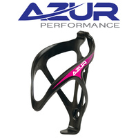 Azur Bike/Cycling Cage - Premium Bottle/Bidon Cage - Pink