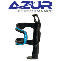 Azur Bike/Cycling Cage - Sidepull Bidon/Bottle Cage - Blue