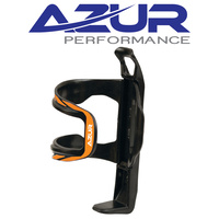 Azur Bike/Cycling Cage - Sidepull Bidon/Bottle Cage - Orange