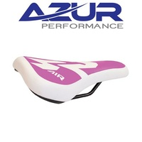 Azur Bike Seat/Saddle - Pro Range Air - Junior - Purple