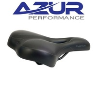 Azur Bike Seat/Saddle - Pro Range Cygnus - Adult - Black