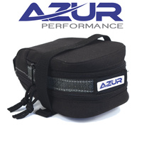 Azur Bike/Cycling Bag - Shuttle Expanding Saddle Bag - Medium