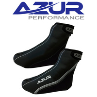 Azur Bike/Cycling Shoe Cover - Waterproof - 36-38 - S