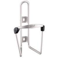 BBB Fuel Tank BBC-03 Bike Bottle Cage - Silver Bottle Cage
