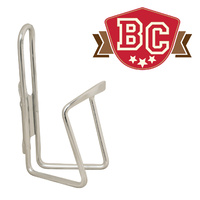 BC Bike/Cycling Bidon Cage - Alloy 7mm - Silver