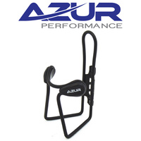 Azur Bike/Cycling Cage - Bidon/Bottle Cage - Deluxe - Black