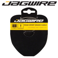 Jagwire Bike/Cycling Brake Inner Wire - Road Sport - Slick - Stainless