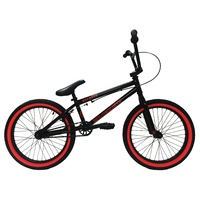 Blackeye BMX Bike - Recruit 2020 - 18.5TT - Gloss Black