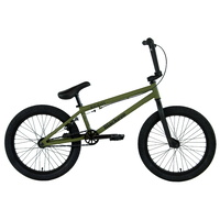 "Black Eye BMX Bike - 2021 20"" Kilroy - 20.25""TT - Matt Olive"