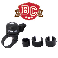 BC Bike/Cycling Bell - Alloy - Small