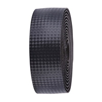 BBB Road Bike Bar Tape - RaceRibbon Carbon - Black