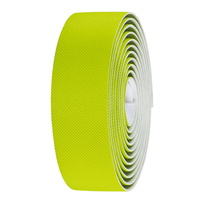 BBB Road Bike Bar Tape - FlexRibbon Gel Tape - Neon Yellow