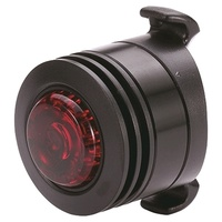BBB Spy BLS-126 15 Lumen USB Rear Tailight - Black Rear Light