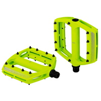 BBB BPD-36 Coolride MTB Pedals - Neon Yellow